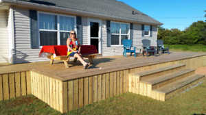 PEI BEACH COTTAGE RENTAL