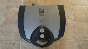 GEORGE FOREMAN GRILL!!!