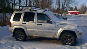 2003 Jeep Liberty SUV, Crossover price lowered