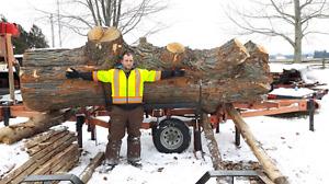 Portable Sawmill Kijiji Free Classifieds In Ontario