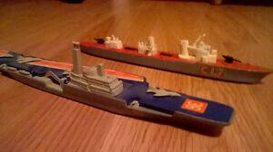 VINTAGE LOT OF MATCHBOX SEA KINGS SHIPS London Ontario image 1