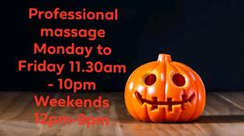 Professional massage in Selly Oak