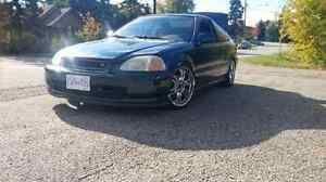 1996 civic si forsale 2800