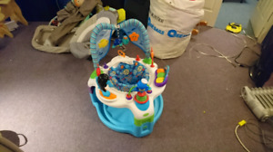 Baby Einstein play saucer