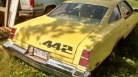 Great 442 Olds