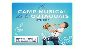 Urgent - 2 weeks Music Camp at Ecole de Musique de I'Outaouais