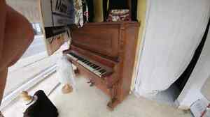 Antique piano.  Pickup only.