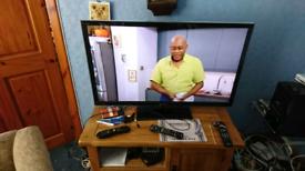 Panasonic. 42 inch Smart TV