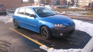 Mazda 3 sport  2.5 ltre  OBO