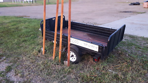 5 by 8 utility trailer