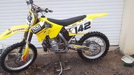 Suzuki rm 250 2008