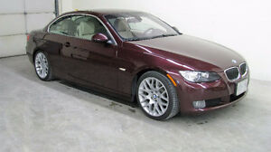 2007 BMW 3-Series 328i Coupe (2 door) Hard Top Convertible