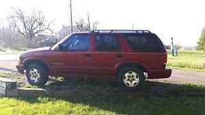 Parting out 99 Blazer4x4