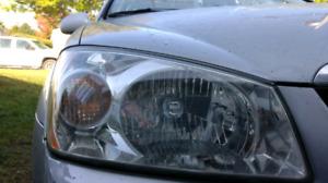 Pollissage lumières auto