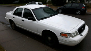 2010 Crown Victoria Police Interceptor
