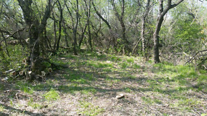 Beautiful private lot for sale