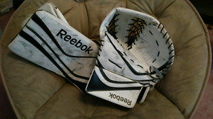 Reebok XLT trapper and blocker, barely used