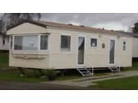 Caravan hire at Haven Holiday Parks Rockley Park, Poole