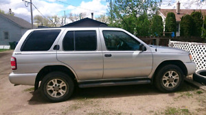 2003 Nissan Pathfinder Chilkoot edition  $5000 OBO
