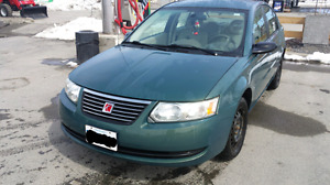 Saturn Ion AS IS on the road