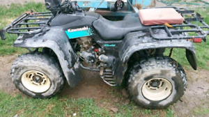 (Reduced) $350 atv for sell