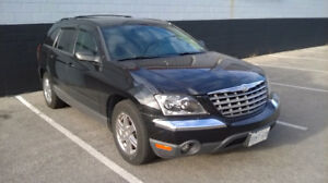 2004 Chrysler Pacifica, AWD, GPS, DVD.