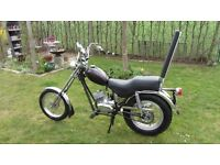 50cc fantic chopper 1974 moped rare