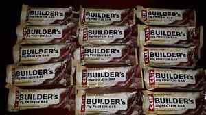 CLIF Builder's Vanilla Almond Protein Bars