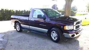 2004 dodge ram 2500 diesel. Only 70,000 kilometers