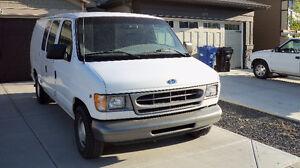 1997 Ford E-150 Minivan, Van