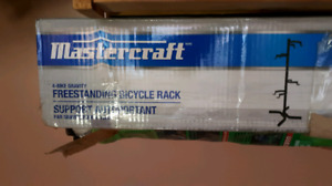 For Sale Free-Standing Bike Rack ( from Canadian  Tire)