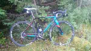 Giant TCX SLR 1, 2017, 3 month used., New condition.