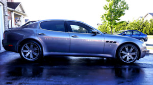 Firm firm 2007 maserati quattroporte executive gt
