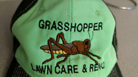 Grasshopper lawncare