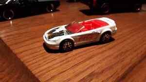 1999 Matchbox Mustang Coke Convertible. London Ontario image 3