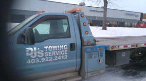 Towing, Hauling and scrap car removal