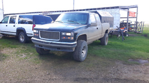 1997 gmc lifted