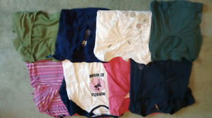 Lot of Size M Maternity Tees
