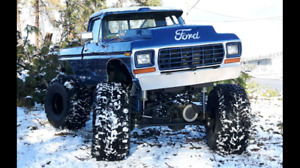 1979 Ford BUILT TOUGH (Kelowna)