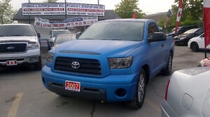 2007 Toyota Tundra beautiful TUNDRA Pickup Truck Kitchener / Waterloo Kitchener Area image 1