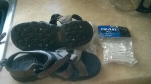 Dunlop Mens Golf Sandals for sale - size 12