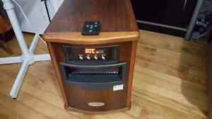 Portable Furnace Platinum Infrared Heater!