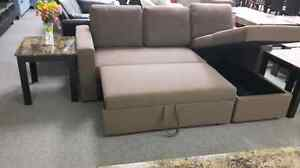 Sofa  Bed with Storage On Sale $897. Regular Price  $980