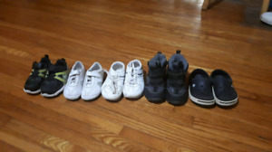 Size 6 baby shoes need to be gone ASAP