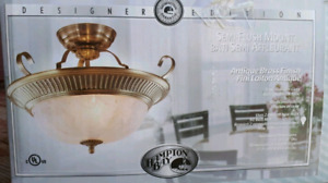 Plafonier / Luminaire/ ceiling light
