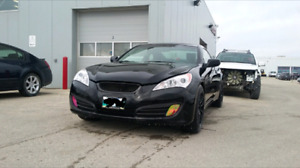For trade: 2012 Genesis Coupe 2.0T Premium 6spd