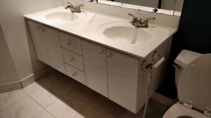 Bathroom vanity meuble salle de bain