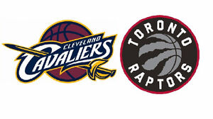 TORONTO RAPTORS VS CLEVELAND CAVALIERS- FRIDAY OCT 28TH