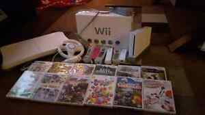 WII console and so much MORE