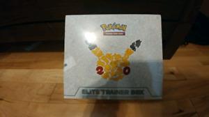 Pokemon generations elite trainer box